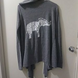 Elephant coverup